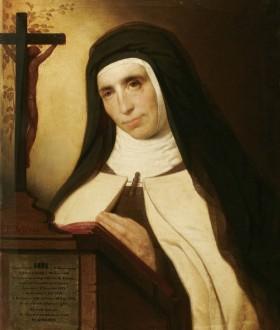 Image result for Santa Anne dari Santo Bartolomeus, Pengaku Iman
