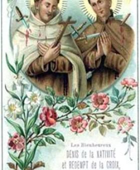 Redemptus a Cruce