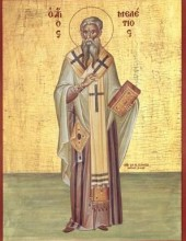 Saint Meletius of Antioch