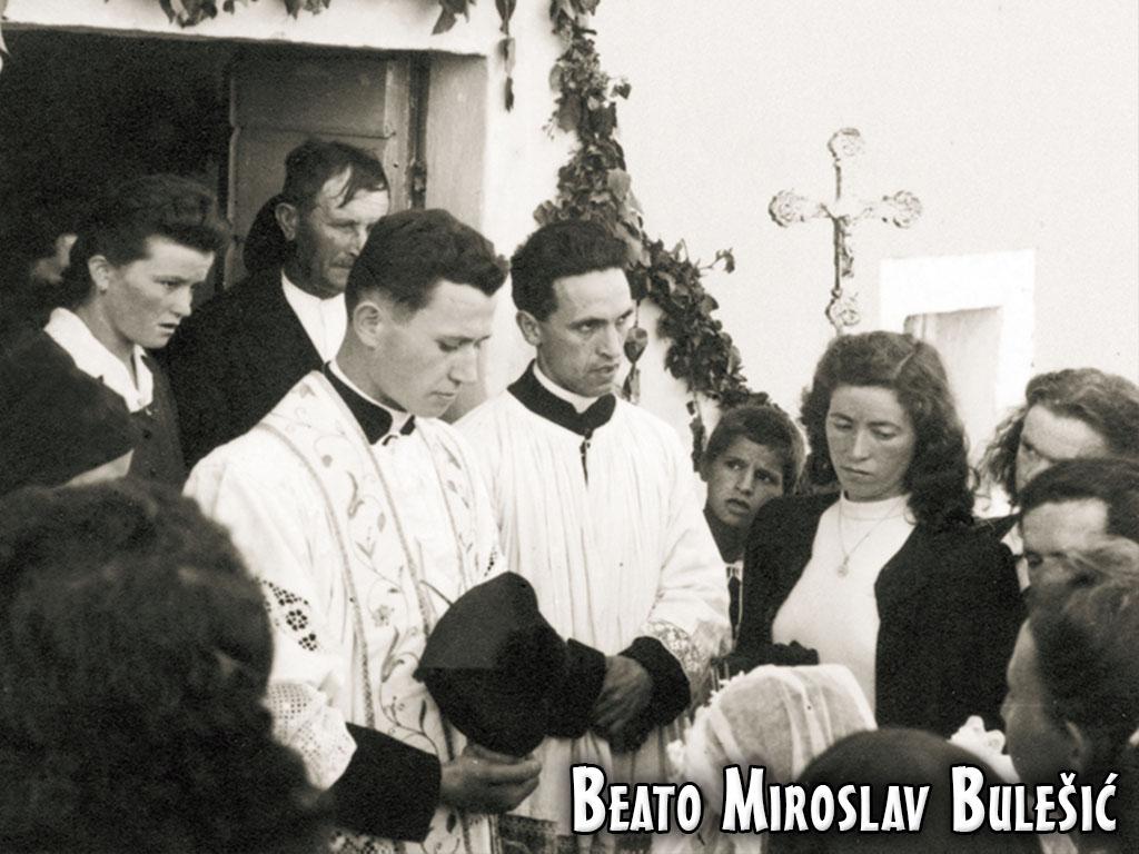 Beato Miroslav Bulešić