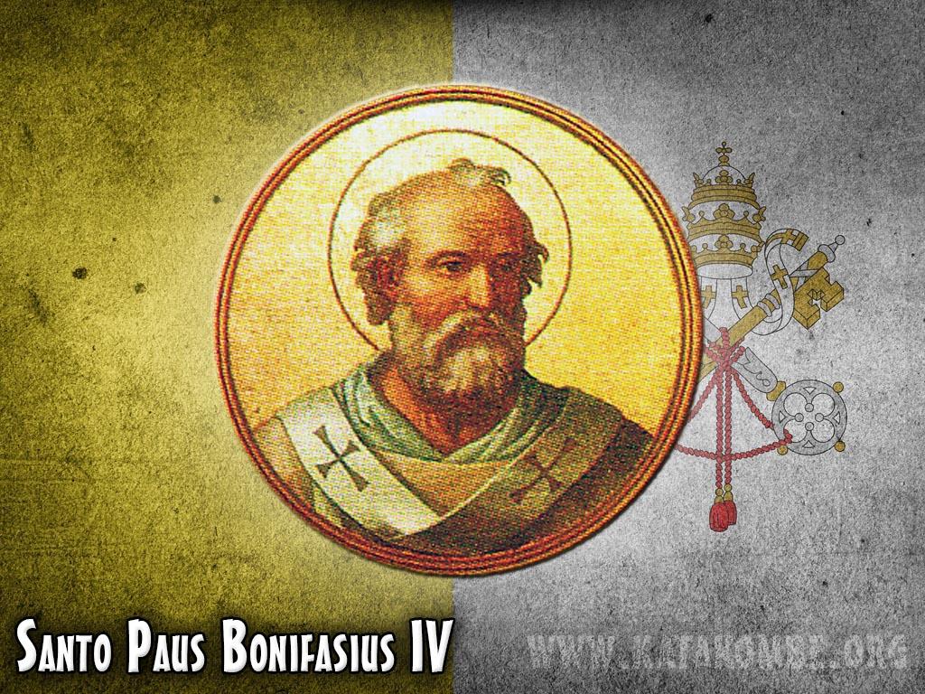 Santo Paus Bonifasius IV