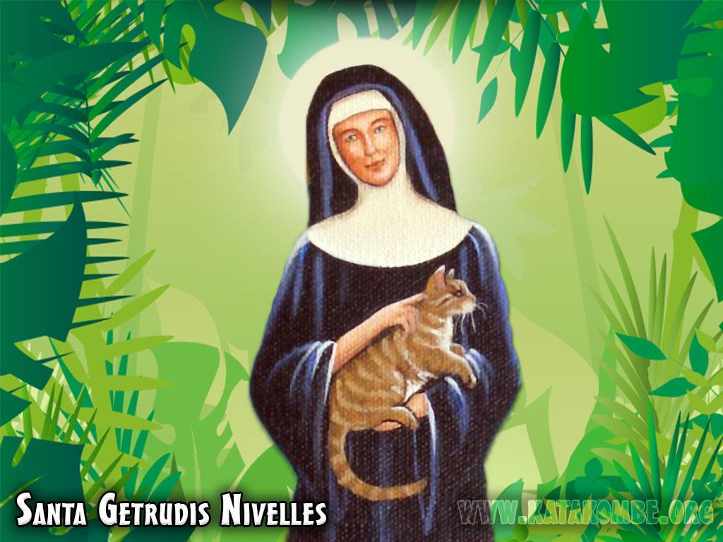 Santa getrudis Nivelles