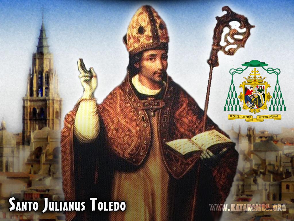 Santo Julianus dari Toledo