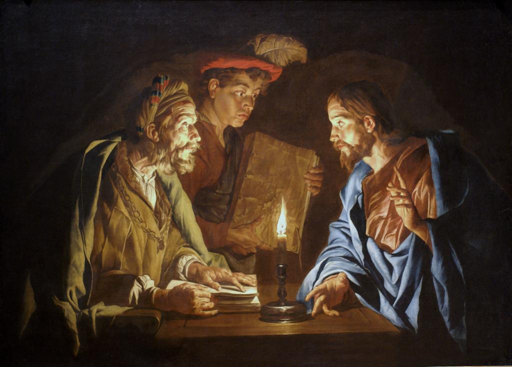 Kristus dan Nikodemus