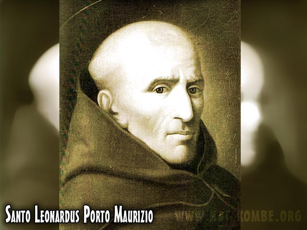 Santo Leonardus dari Porto Maurizio