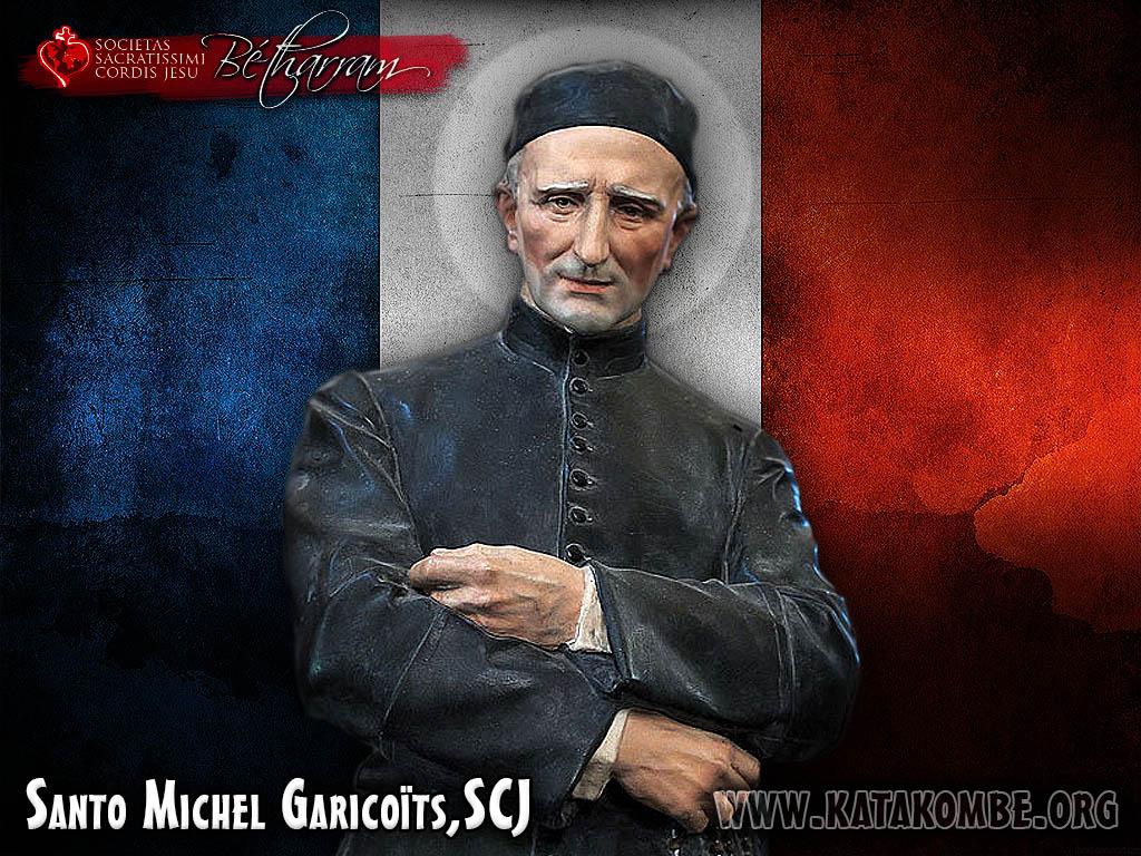 Santo Michael Garicoïts