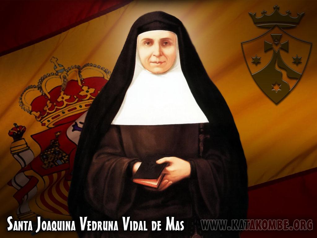 Santa Joaquina Vedruna Vidal de Mas