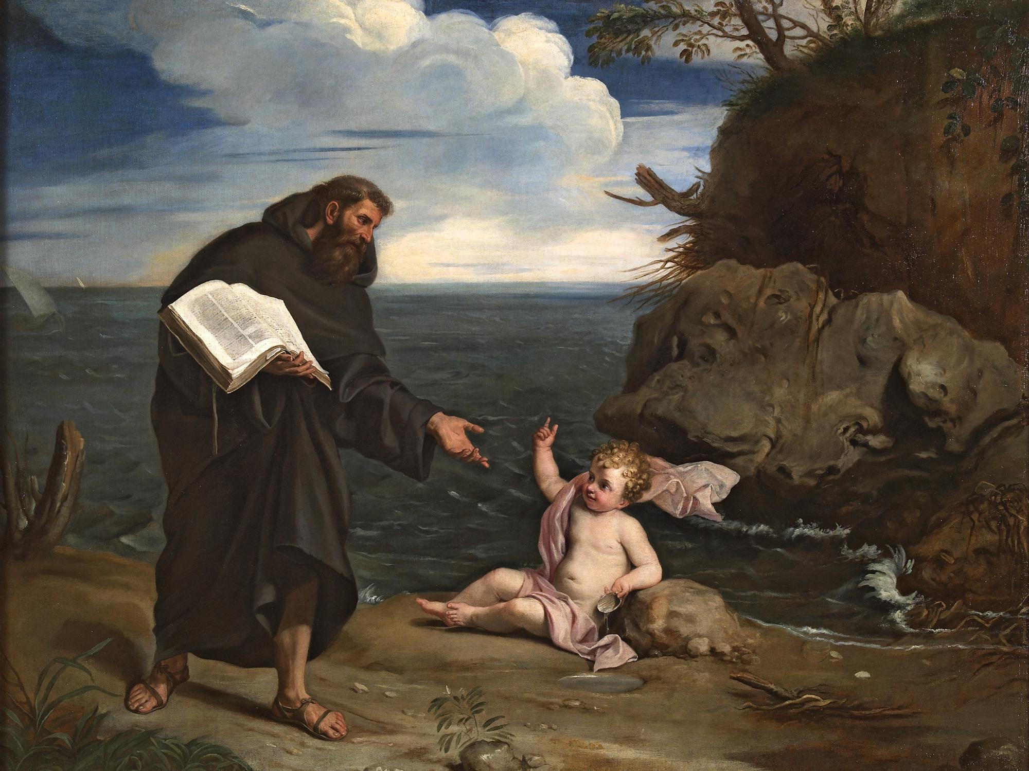 Santo Agustinus dan Malaikat