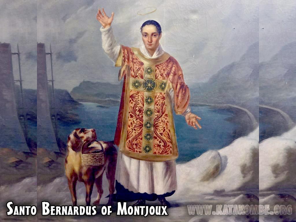 Santo Bernardus of Menton
