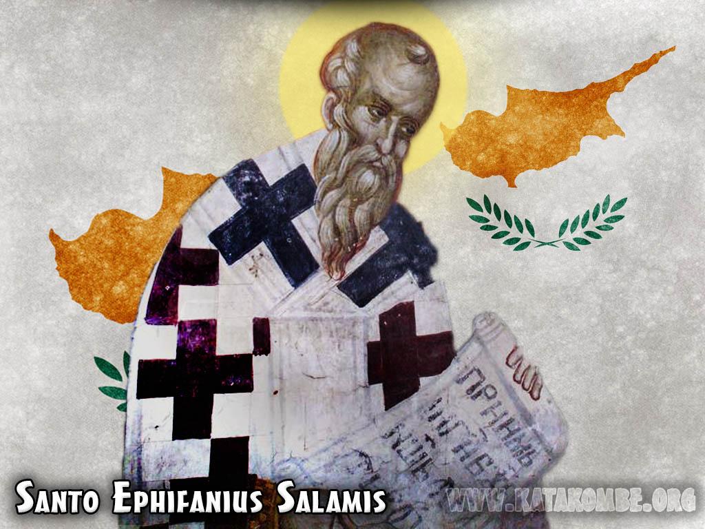 Santo Ephifanius