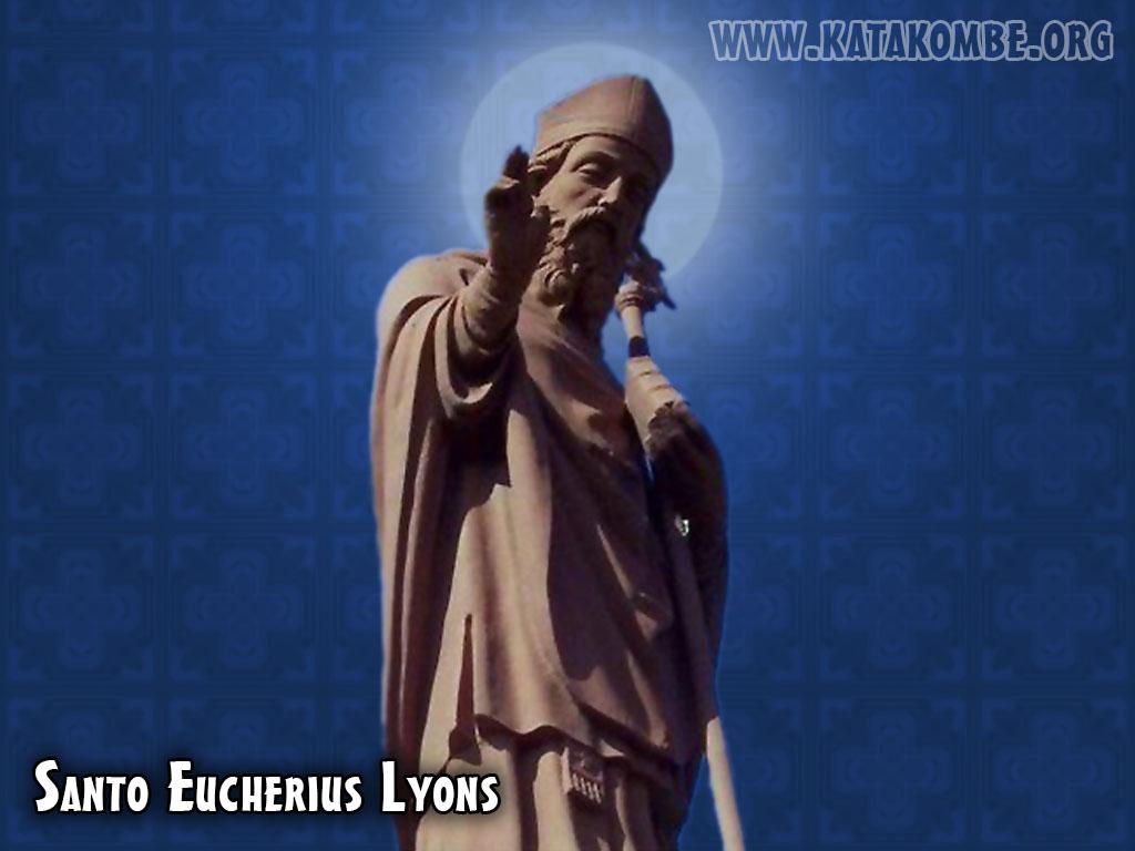 Santo Eucherius dari Lyon