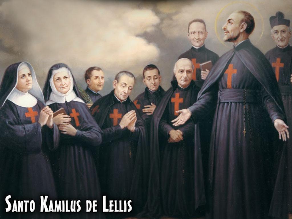 Santo Kamilus de Lellis