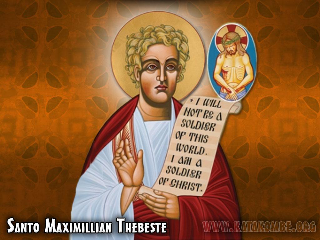 Santo Maximilianus