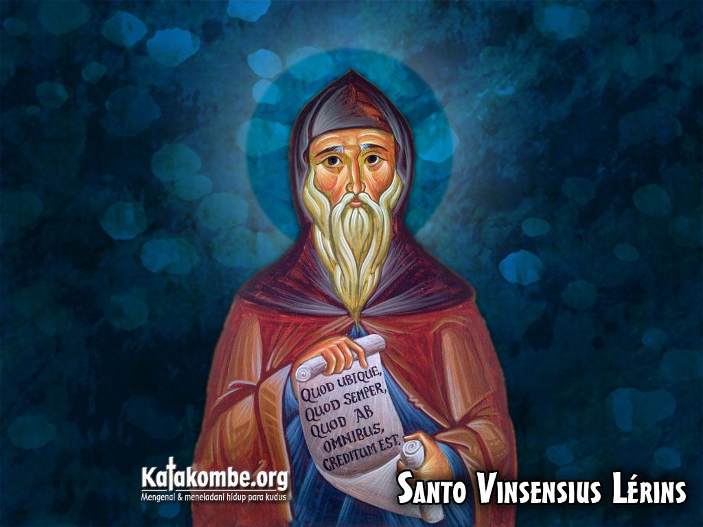 Santo Vinsensius dari Lérins