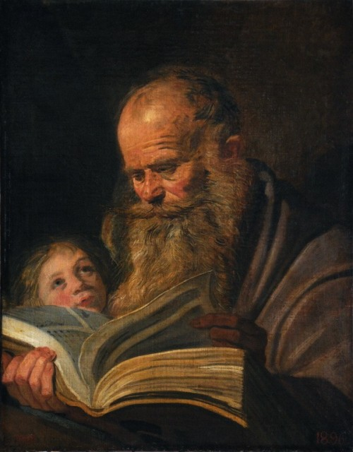 "Frans Hals [Public domain], <a href=""https://commons.wikimedia.org/wiki/File:Frans_Hals_-_St_Matthew_-_Museum_of_Western_European_and_Oriental_Art,_Odessa.jpg"" target=""_blank"">via Wikimedia Commons</a>"