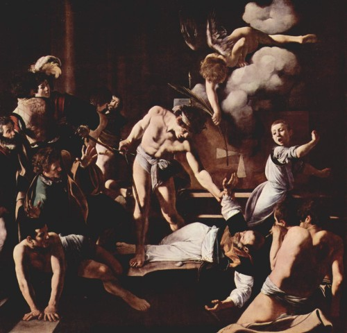 "Caravaggio [Public domain], <a href=""https://commons.wikimedia.org/wiki/File:Michelangelo_Caravaggio_047.jpg"" target=""_blank"">via Wikimedia Commons</a>"