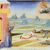 Saint-clare-of-assisi-saving-a-child-from-a-wolf--22241