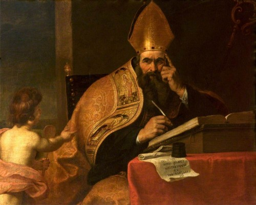 Gerard_Seghers_attr_-_The_Four_Doctors_of_the_Western_Church_Saint_Augustine_of_Hippo_354430.jpg