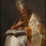 Francisco_de_Goya_-_Saint_Gregory_the_Great_Pope_-_Google_Art_Project