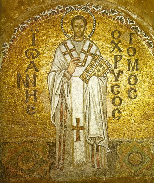 "[Public domain], <a href=""https://commons.wikimedia.org/wiki/File:Johnchrysostom.jpg""  target=""_blank"">via Wikimedia Commons</a>
