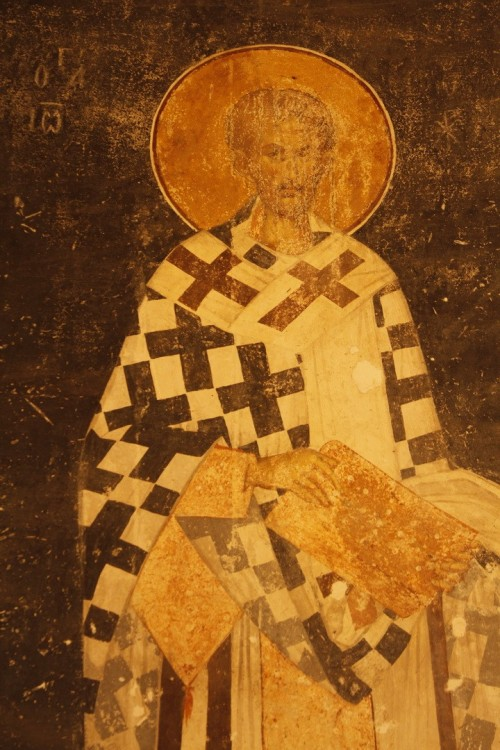 "© José Luiz Bernardes Ribeiro, <a href=""https://commons.wikimedia.org/wiki/File:Saint_John_Chrysostom_at_Chora.jpg""  target=""_blank"">via Wikimedia Commons</a>"