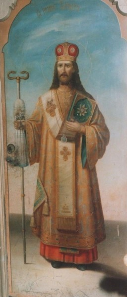 "Gavril Atanasov [Public domain], <a href=""https://commons.wikimedia.org/wiki/File:Saint_John_Chrysostom_by_Gavril_Atanasov_in_Berovo_Archangels_Monastery_1897.jpg""  target=""_blank"">via Wikimedia Commons</a>"