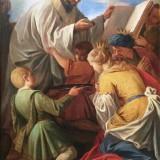Andrea_Pozzo_1700s_altarpiece_Saint_Francis_Xavier_IMG_0133