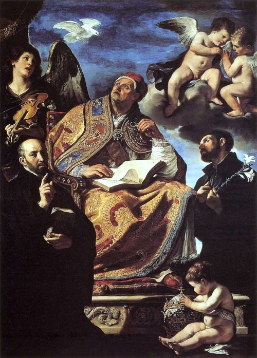 St_Gregory_the_Great_with_Sts_Ignatius_and_Francis_Xavier_by_Guercino_1626.jpg