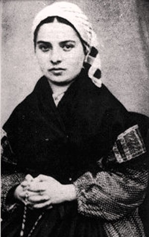 "Public Domain,<a href=""https://commons.wikimedia.org/wiki/File:Bernadette_soubirous_1_publicdomain.jpg"" target=""_blank"">via Wikimedia Commons</a>"