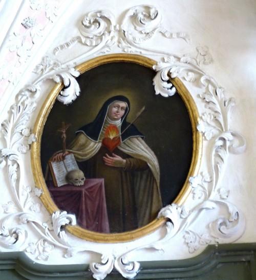 Bad_Aussee_Pfarrkirche_-_Frauenkapelle_Fresko_5_Teresa_von_Avila_resize.jpg