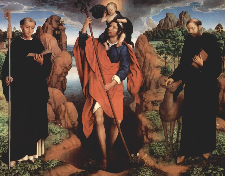 "Hans Memling [Public domain], <a href=""https://commons.wikimedia.org/wiki/File:Hans_Memling_070.jpg""  target=""_blank"">via Wikimedia Commons</a>"