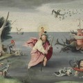 Saint_Christopher_carrying_the_Christ_Child_through_a_sinful_world_follower_of_Hieronymus_Bosch