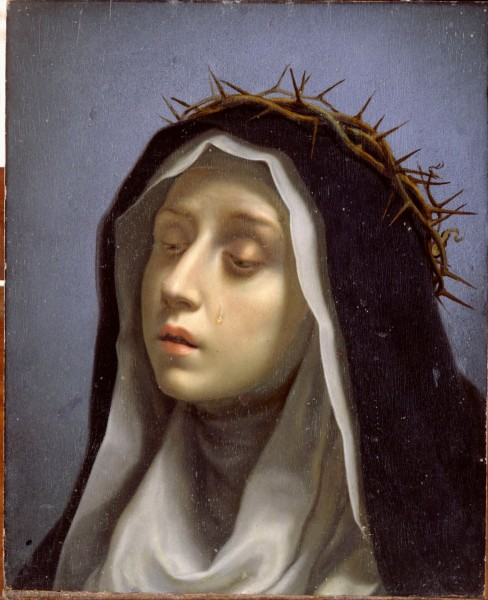 "Carlo Dolci [Public domain], <a href=""https://commons.wikimedia.org/wiki/File:Dolci,_Carlo_-_St._Catherine_of_Siena_-_Google_Art_Project.jpg""  target=""_blank"">via Wikimedia Commons</a>"