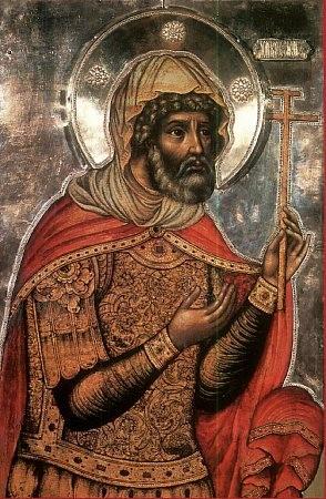 "Fyodor Zubov / Фёдор Зубов (? — 1689) [Public domain], <a href=""https://commons.wikimedia.org/wiki/File:LonginusFyodorZubov.jpg""  target=""_blank"">via Wikimedia Commons</a>"