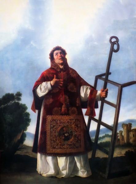 "Francisco de Zurbarán [<a href=""https://creativecommons.org/licenses/by-sa/3.0""  target=""_blank"">CC BY-SA 3.0</a>], <a href=""https://commons.wikimedia.org/wiki/File:Saint_laurent_zurbaran.jpg""  target=""_blank"">via Wikimedia Commons</a>"