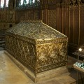 The-tomb-shrine-of-Saint-Genevieve-Saint-Patron-of-Paris-Church-St-Etienne-du-Mont-Paris