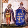 Malcolm_III_and_Queen_Margaret_from_the_Seton_Armorial_1591.th.jpg