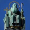 Hl_Severin_auf_der_Otto-Wagner-Kirche_am_Steinhof