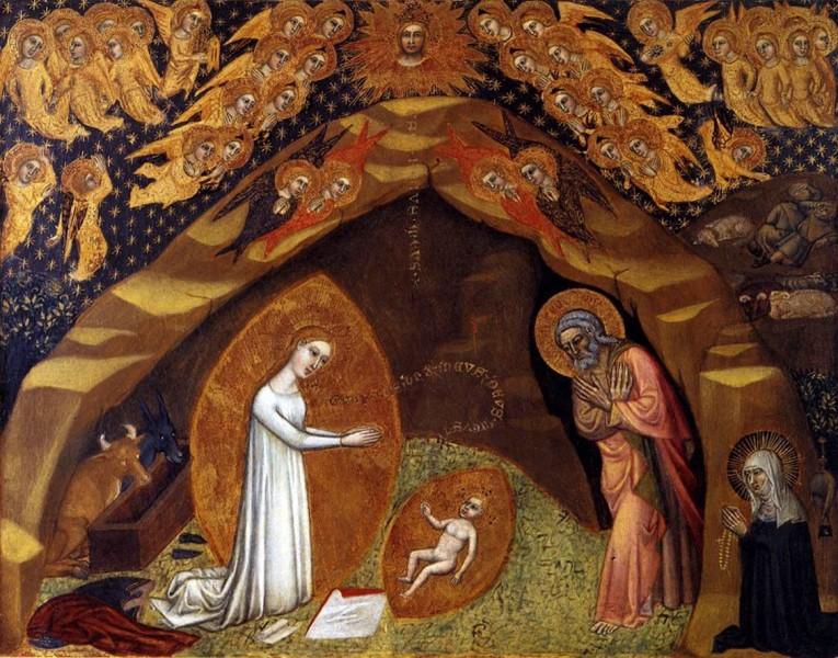 Niccolo_di_Tommaso_-_St_Bridget_and_the_Vision_of_the_Nativity.jpg