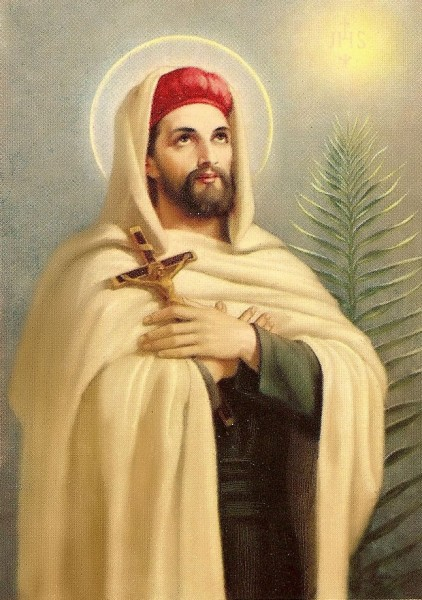 "Saint John de Britto, also known as Arul Anandar, was a Portuguese Jesuit missionary and martyr, often called 'the Portuguese St.Francis Xavier' by Indian Catholics. He can be called the John the Baptist of India.   <a href=""https://commons.wikimedia.org/wiki/File:St._John_De_Britto.jpg"" title=""via Wikimedia Commons"" target=""_blank"">Cleetuscls</a> [<a href=""https://creativecommons.org/licenses/by-sa/4.0"" target=""_blank"">CC BY-SA</a>]"