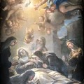 Santa_Giustina_Padua_-_Death_of_St._Scholastica_by_Luca_Giordano