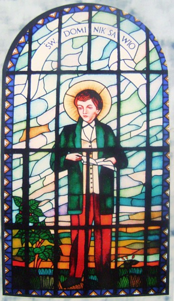 "Saint Dominic Savio was an Italian adolescent student of Saint John Bosco. He was studying to be a priest when he became ill and died at the age of 14. He is the youngest non-martyr Saint in the Catholic Church.   <a href=""https://commons.wikimedia.org/wiki/File:DominikSavio_BaczalDolny.JPG"" title=""via Wikimedia Commons"" target=""_blank"">Tomasz Bienias</a> / <a href=""https://creativecommons.org/licenses/by-sa/3.0"" target=""_blank"">CC BY-SA</a>"