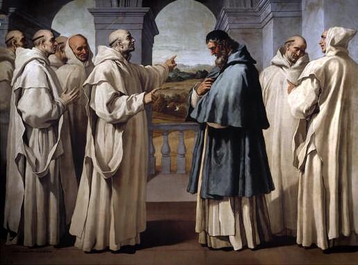 Santo Hugo dari Grenoble