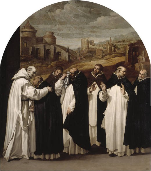 Saint-Bruno-Bids-Farewell-to-his-Companions-in-Rome---Vicente-Carducho.jpg