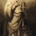 Saint_Mark_Stipple_engraving