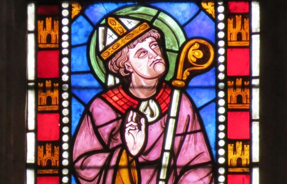 """<a href=""""https://commons.wikimedia.org/wiki/File:Vitrail_S%C3%A9es_Saint_Lotharius.JPG"""" title=""""via Wikimedia Commons""""target=""""_blank"""">Giogo</a> / <a href=""""https://creativecommons.org/licenses/by-sa/3.0"""" target=""""_blank"""">CC BY-SA</a>"""