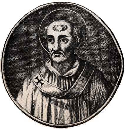 """Pope Linus - The second Pope of Catholic Church.  <a href=""""https://commons.wikimedia.org/wiki/File:Pope_Linus.gif"""" title=""""via Wikimedia Commons"""" target=""""_blank"""">Unknown author</a> / Public domain"""