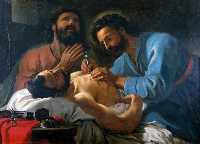 SS._Cosmas_and_Damian_dressing_a_chest_wound._Oil_painting.jpg