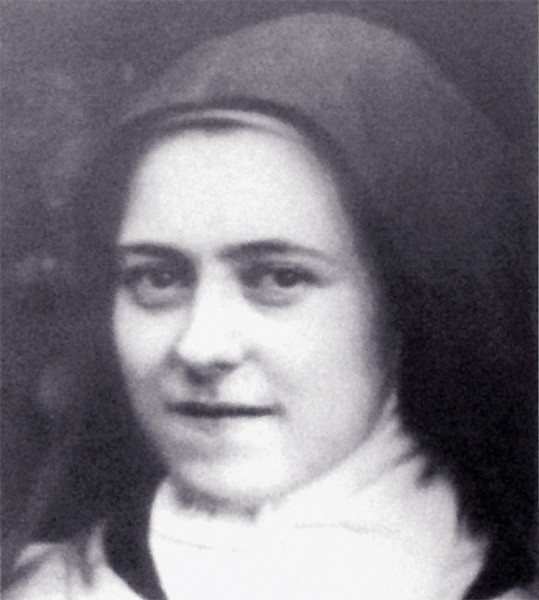 """Saint Therese Lisieux - Unknown date, Source : Infotafel Augsburg  <a href=""""https://commons.wikimedia.org/wiki/File:Therese_Lisieux.JPG"""" title=""""via Wikimedia Commons"""" target=""""_blank"""">Adrian Michael</a> / Public domain"""