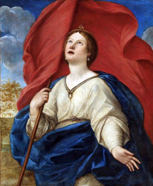 Saint Ursula - by Francesco Albani, between 1578 and 1660, Bavarian State Painting Collections
